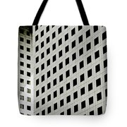 Graphic Construction Tote Bag
