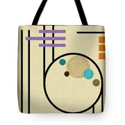 Graphics In The Sand Tote Bag