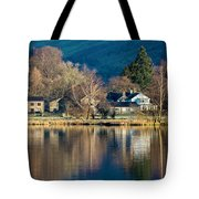 Grasmere Shoreline Tote Bag