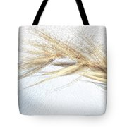 Grass Abstract Tote Bag