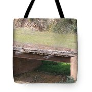 Grass Bridge Tote Bag