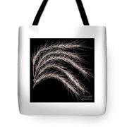 Grass Curve Coppertone Tote Bag