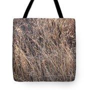 Grass Detail Tote Bag