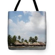 Grass Huts Colombia II Tote Bag