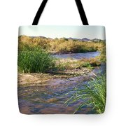 Grass Island Tote Bag