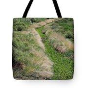Grass Path Tote Bag