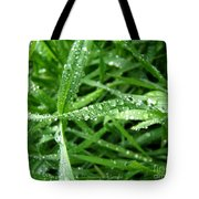 Grass Plus Water Tote Bag