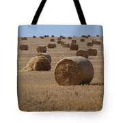 Grass Roll Tote Bag