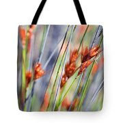 Grass Seeds Tote Bag