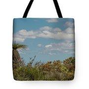 Grass Tree Landscape Tote Bag