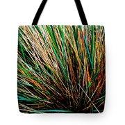Grass Tussock Tote Bag