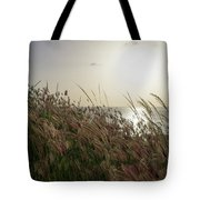 Grass Wave Tote Bag