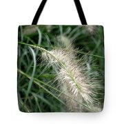Grasses 6 Tote Bag
