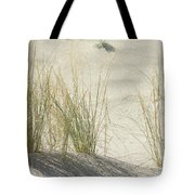 Grasses On The Beach Tote Bag