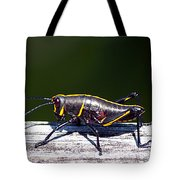 Grasshopper Nymph Tote Bag