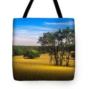 Grassland Safari Tote Bag