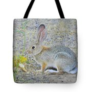 Grassland Youngster Tote Bag