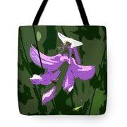 Grasspink Tote Bag
