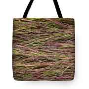 Grassy Abstract Tote Bag