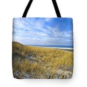 Grassy Dunes Tote Bag