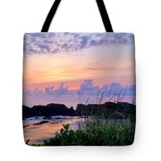 Grassy Overlook Tote Bag