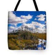 Grassy Waters 3 Tote Bag