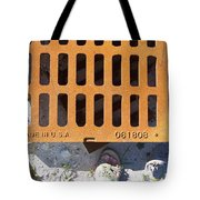 Grate In Summer Sun Tote Bag