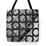 Grated River Walk Tote Bag