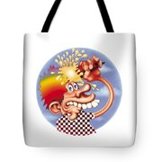 Grateful Dead Europe 72' Tote Bag