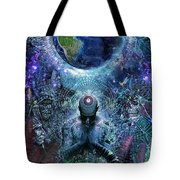 Gratitude For The Earth And Sky Tote Bag