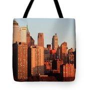 Gratte Ciel Manhattan Usa Tote Bag