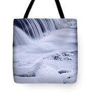 Graue Mills Falls Tote Bag
