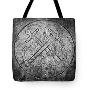 Grave Of Cadet Soady Macroom Ireland Tote Bag
