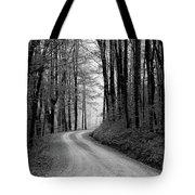 Gravel Lane Tote Bag