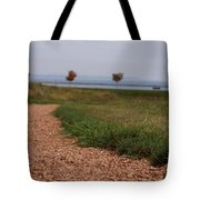 Gravel Path Tote Bag