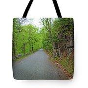 Gravel Paths Tote Bag
