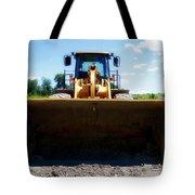 Gravel Pit Cat 972g Wheel Loader 01 Tote Bag