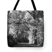 Graves Rd  Tote Bag