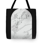 Gravestone Tote Bag