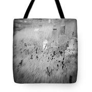 Graveyard 6793 Tote Bag