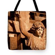 Graveyard Angel. Tote Bag