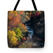 Graveyards Fields. Tote Bag