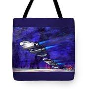 Gravitational Forces Tote Bag