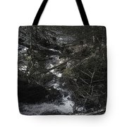 Gravity And Water Tote Bag