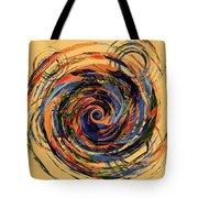 Gravity In Color Tote Bag