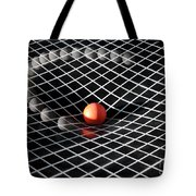 Gravity Simulation Tote Bag