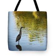 Gray Heron  Tote Bag