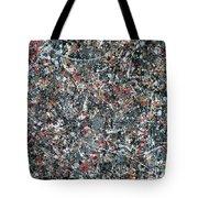 Gray Thing Tote Bag