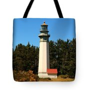 Grays Harbor Light Station Tote Bag