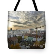 Graz At Work Tote Bag
